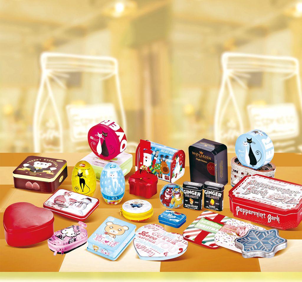 浅谈马口铁罐具有哪几种包装优点?