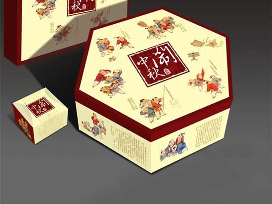月饼盒印刷包装定制的一些小技巧
